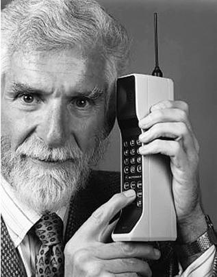 Istorija mobilnih telefona Martin-Cooper