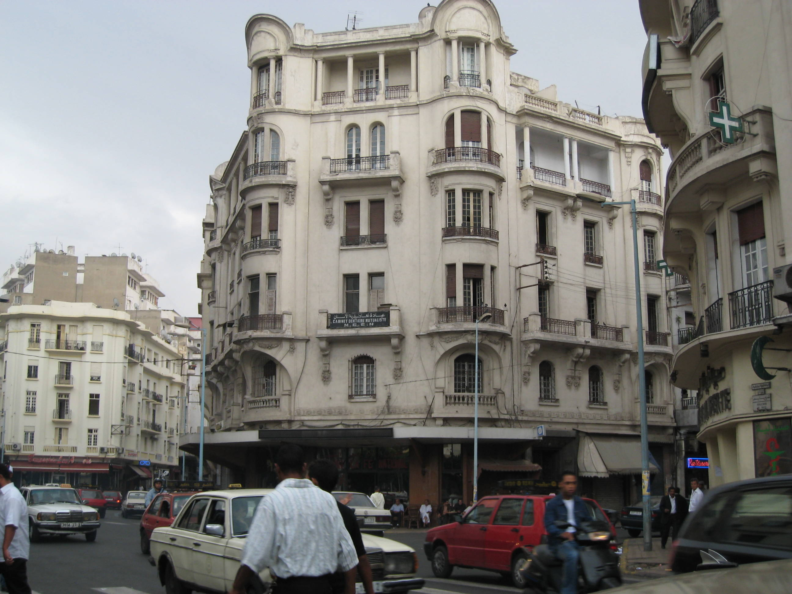Maroko - Page 2 Casablanca-2