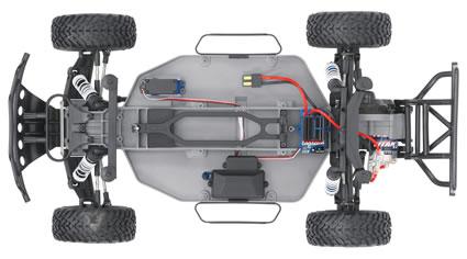 Slash 4x2 Raptor vers 4x4 TRAXXAS_SLASH_chassis