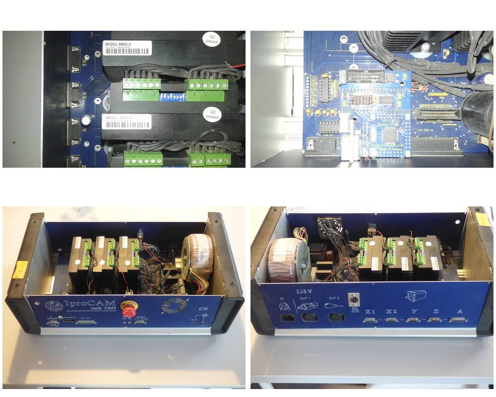 BZT PFM 1500 P : installation et questions Iprocam-control
