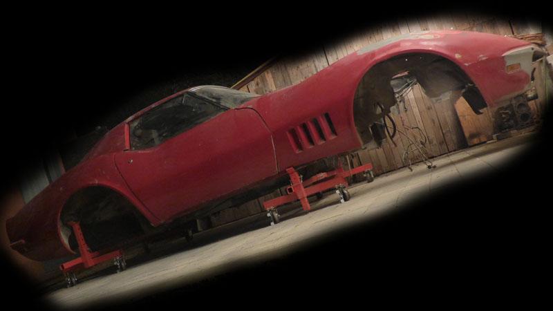 Stéphane, maquettiste automobile, fabrique une C3 69 échelle ... 1 et 1:4 C3arrivee2