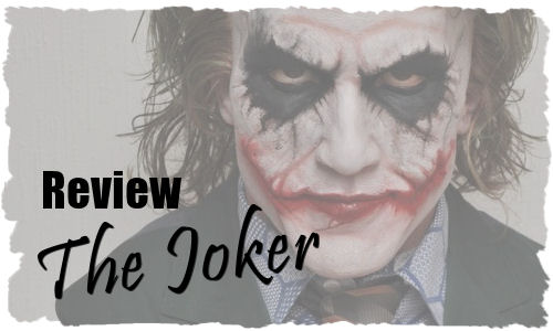 Review: The Joker lifesize bust de Max L_joker
