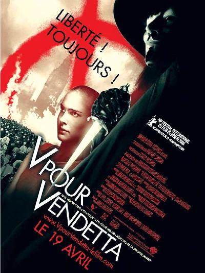 Des films à conseiller (à voir au moins une fois) Vendetta