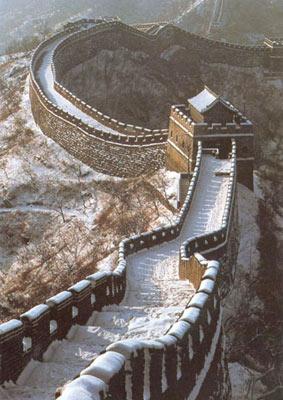 سور الصين العظيم Great-wall-of-china