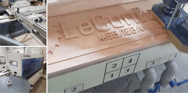 Большой выбор недорогой и высококачественной мебели от фабрики «LeConfort» 1-18