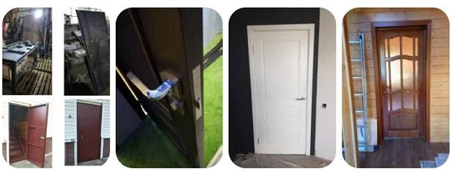 Высококачественные доступные по стоимости двери  1-17