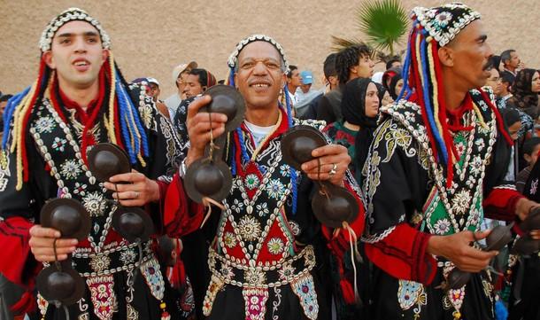 Maroko - Page 3 Gnaoua-Singers-Essaouira
