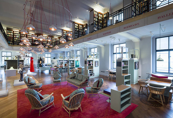 Beogradske biblioteke, čitaonice i druga mesta za čitanje Reading-room