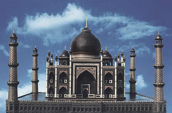 BLACK TAJ MAHAL: The Emperor's Missing Tomb Black-Taj-1