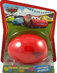 Oeuf Cars Paques Lightning_mcqueen_with_rusteze_sticker_race_o_rama_egg
