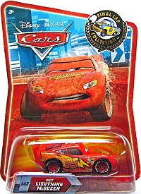 vente de double Wet_lightning_mcqueen_final_lap_single