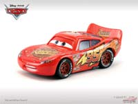 vente de double Wet_lightning_mcqueen