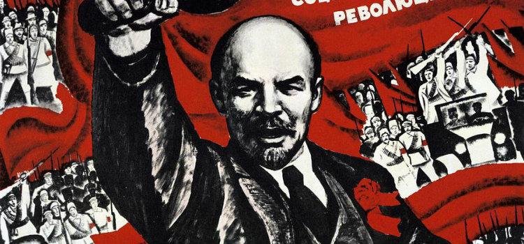 Zmena systemu! - Stránka 2 Lenin-Russian-Revolution