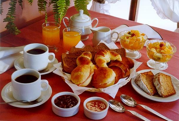 Mercredi 20 août Desayuno-saludable