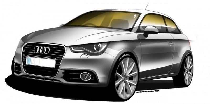 [Présentation] Le design par Audi - Page 3 2011-audi-a1.1