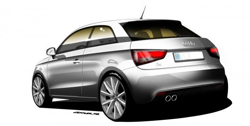 [Présentation] Le design par Audi - Page 3 2011-audi-a1