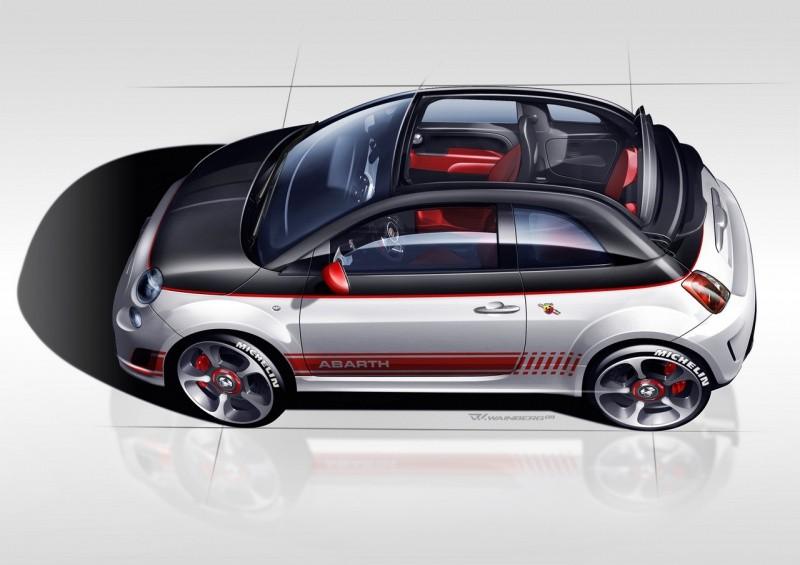 [Présentation] Le design par Fiat - Page 2 Big_Abarth500C_06