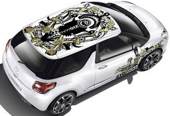 [INFORMATION] Citroën Europe - Les News DS3-by-Zigman.2-560x383