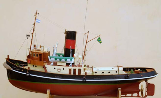 Navegar é preciso… Nautimodelismo-2