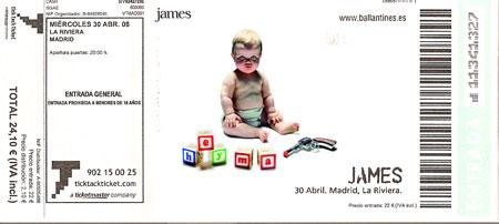 Lo nuevo de James Jamesriviera1