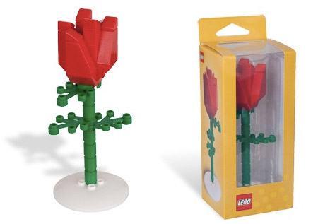 my trip to Legoland Billund Lego-Rose-Rosa