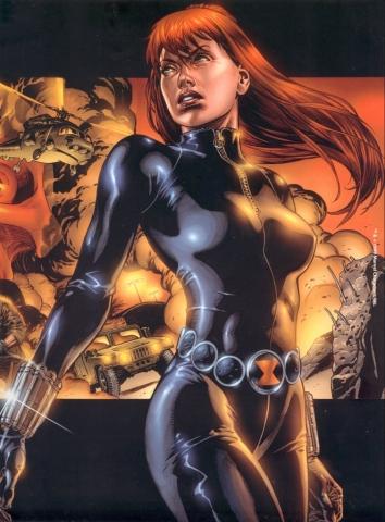 Relaciones de Natasha Romanoff  (Viuda Negra) 2137