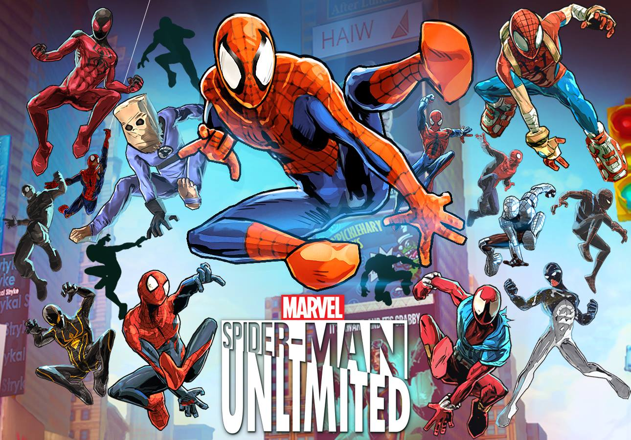 Marvel's Spiderman Unlimited Android 30908