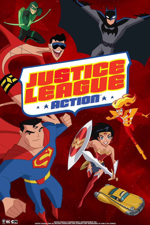 [ANIMACIÓN] JUSTICE LEAGUE ACTION! - Página 3 48637