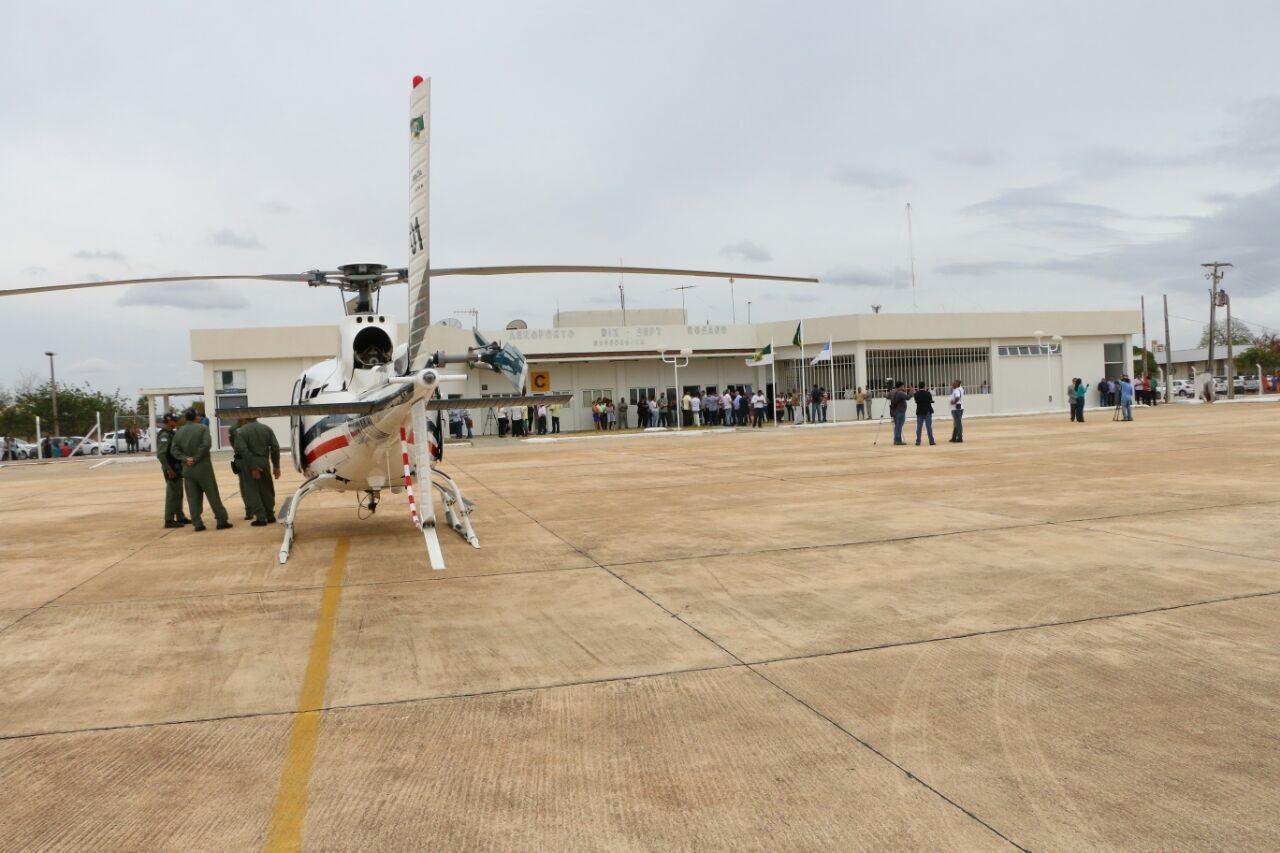[Brasil] Liberação do Aeroporto de Mossoró depende do rebaixamento de parabólicas e telhados, diz governo Aeroporto