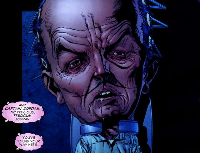 Green Lantern - Page 2 Hectorhammond11
