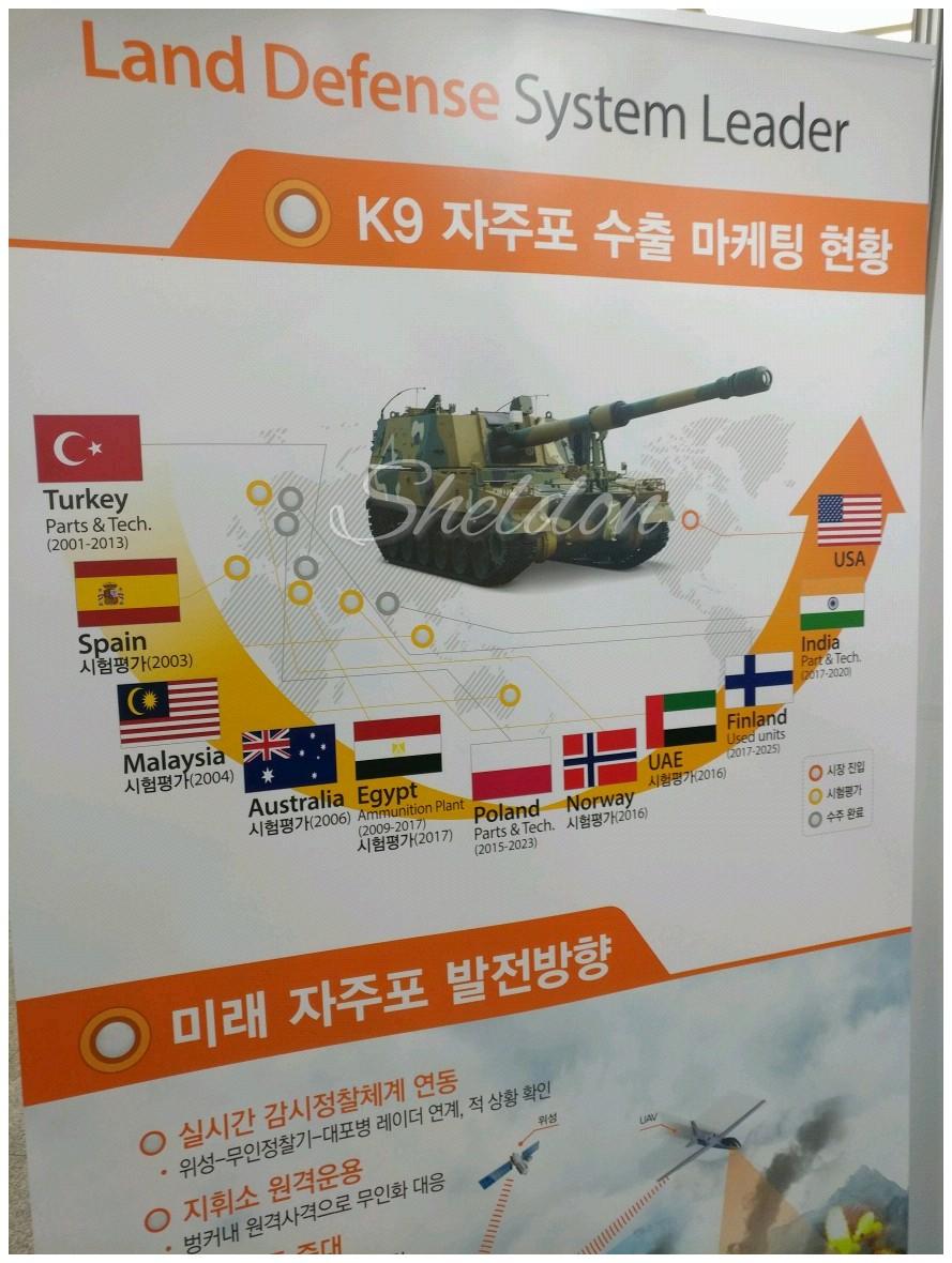 مصر قد تشتري مدافع K9 الذاتيه الحركه عيار 155 ملم من كوريا الجنوبيه  Image-2099