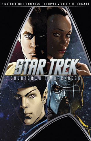 Star Trek - Countdown to Darkness Startrekkansi