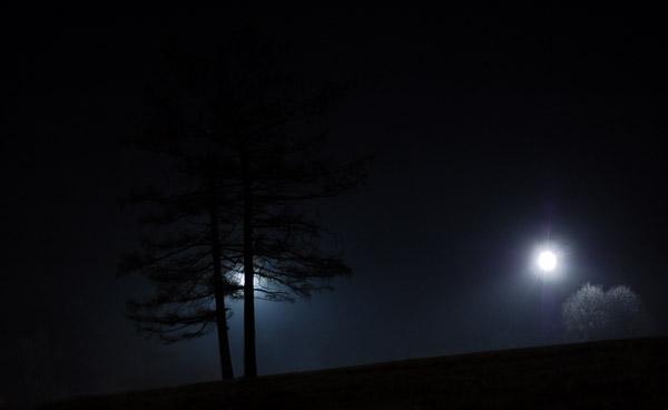 Pogled u noc Noc