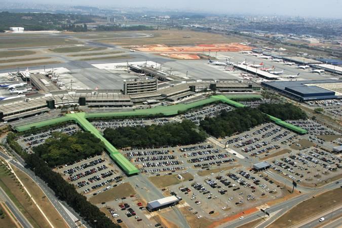 [Brasil] Dois aeroportos brasileiros ficam entre os dez piores das Américas e Caribe Guarulhos