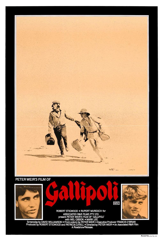 Las ultimas peliculas que has visto - Página 40 Gallipoli-cartel