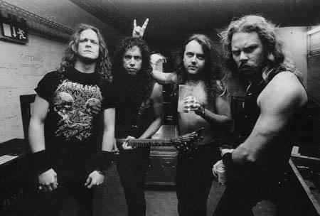 STAR DUST Metallica-album