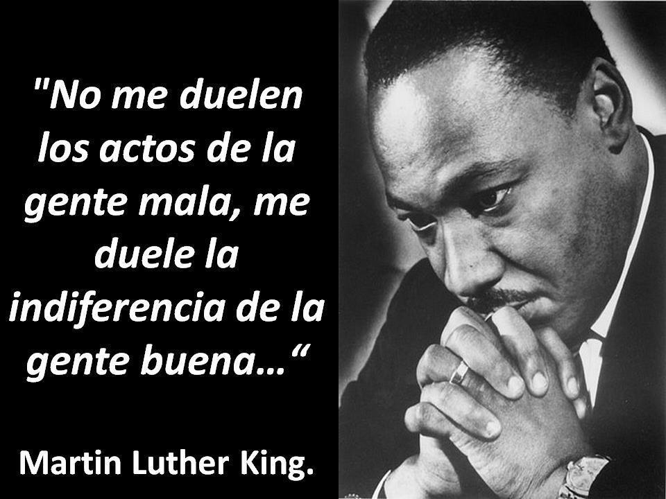 Vuelve Iturra a la Rosaleda, ¿como lo recibiras? Indiferencia-Marthin-Luther-King