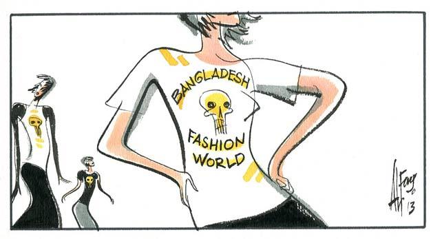 Bangladesh: Centenares de proletarias y proletarios mueren en fábricas textiles  - Página 2 Alfonsversionbuena