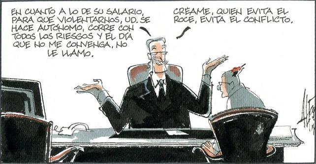 España: Cómo presiona el capital. Explotación, pobreza y miseria. - Página 2 Alfons-despacho