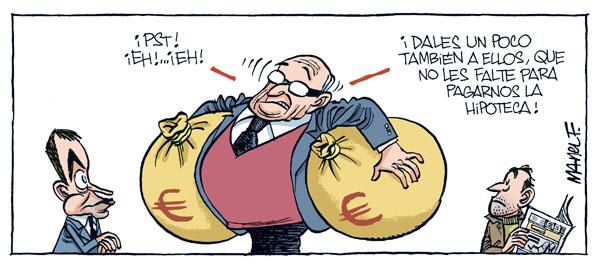 Humor gráfico contra el capitalismo, la globalización, la mass media occidental y los gobiernos entreguistas... 30octubre-08blog