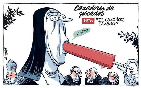 Católica Iglesia y PSOE. Burguesía, marxismo, democracia, y religión. Polo