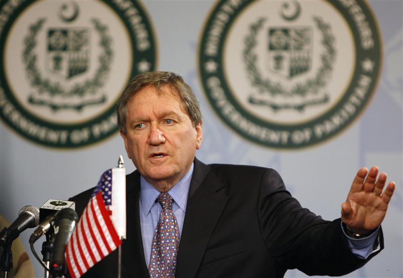 Richard Holbrooke (1941-2010) - American diplomat Holbrooke2