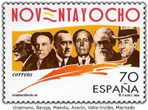 Generación del 98 (Literatura Española) GEN98