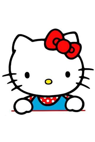 احلى شخصية كرتونية  Hello_Kitty