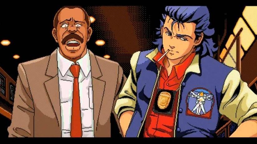 Confira dois games criados por Hideo Kojima e lançados em consoles da Sega! Policenauts-4