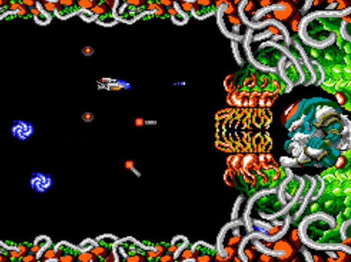 R-Type – Intensas batalhas espaciais na tela do Master System! R-type-1