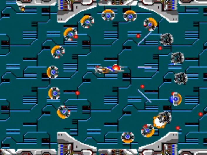 R-Type – Intensas batalhas espaciais na tela do Master System! R-type-11