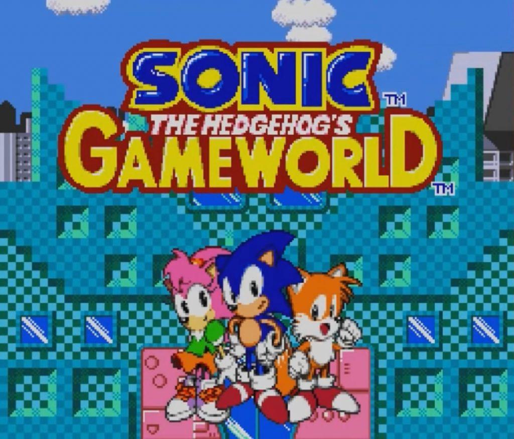 Todos os jogos do Sonic – Na era clássica dos anos 90. Gameworld-1024x875