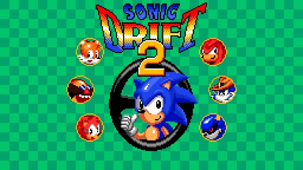 Todos os jogos do Sonic – Na era clássica dos anos 90. Sonic-Drift-2-1-1024x576