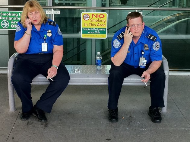 Will TSA Be Included in a Government Shut Down? TSA-Adept-Agents